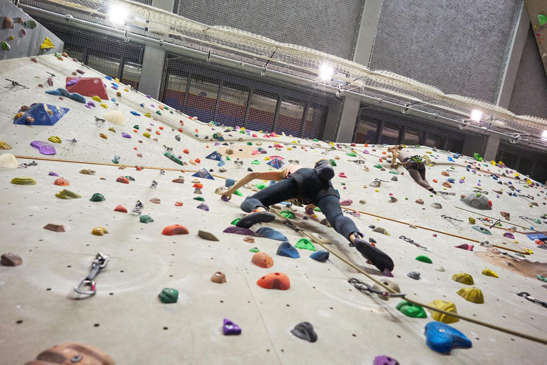 Roc 14 L La Salle Le Mur Association De Montagne Et D